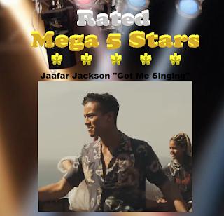 Jaafar Jackson Rated Mega 5 Stars Stars Then And Now Music Star Jackson