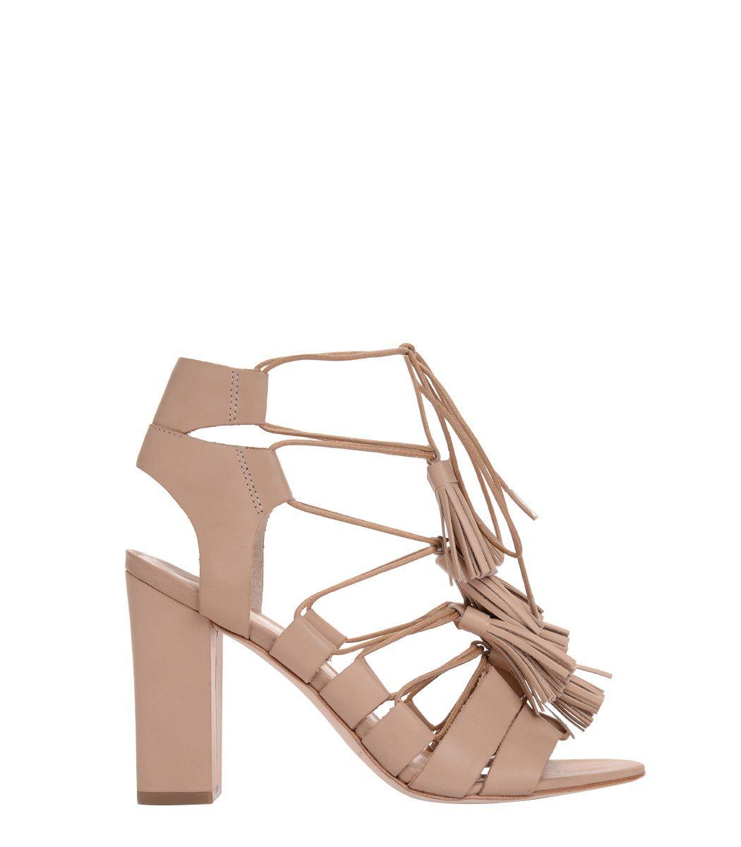 Loeffler Randall 'Luz Tassel' Sandal