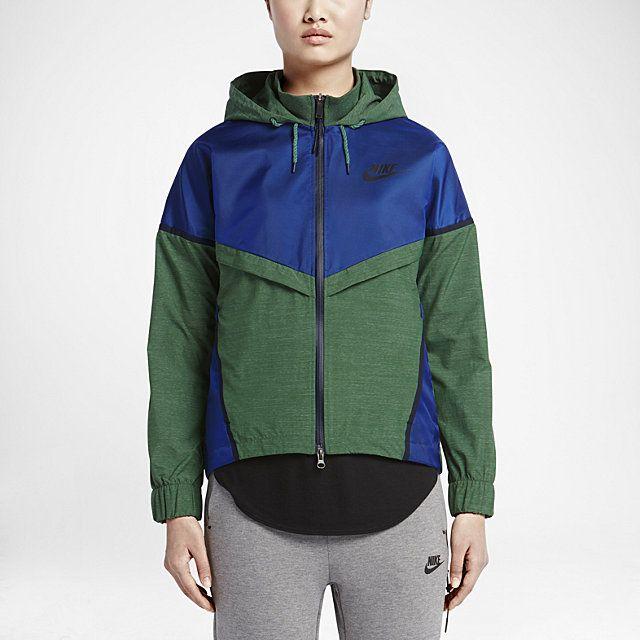 Nike Bonded Windrunner Women's Jacket. | Outfits