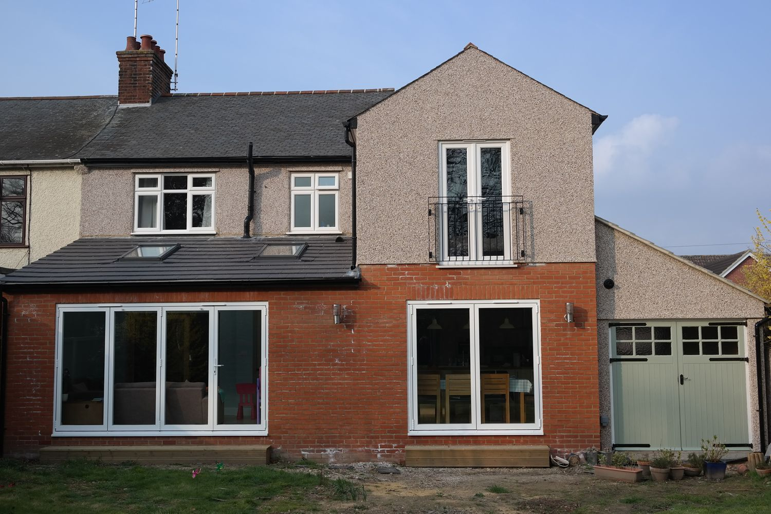 single storey side extension ideas - Google Search   Extensions ...