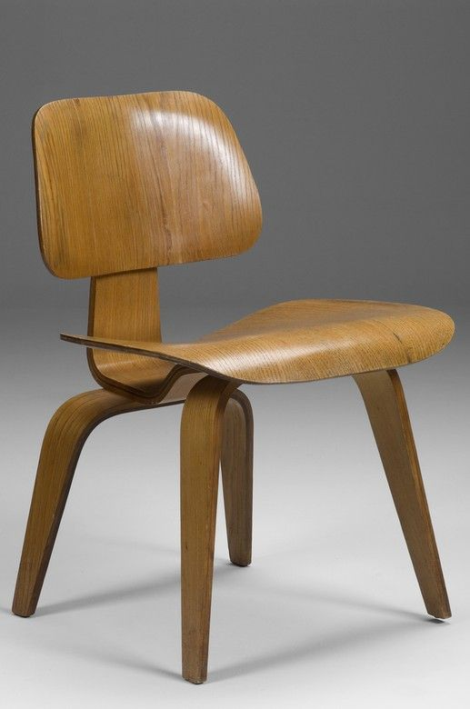 Eames DCW Chair 1941 Eames, Charles & ray eames