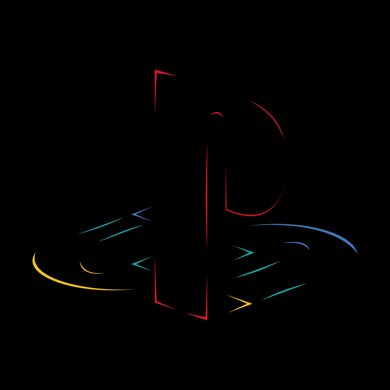 I Liked The Minimal N64 Logo So I Tried Making A Playstation Version Via R Gaming Gaming Wallpapers Playstation Logo Game Wallpaper Iphone