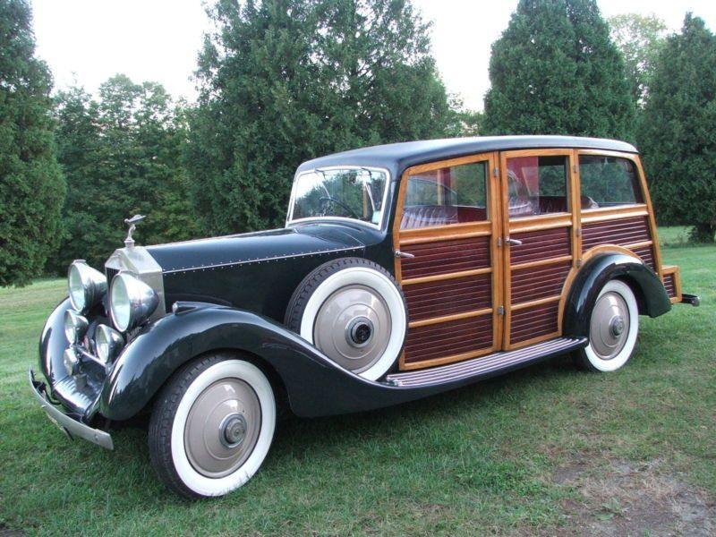 1929 Other Makes Rolls Royce | Rolls Royce Classic Cars | Pinterest ...