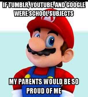Subjects Mario Memes Super Mario Bros Comedy Comics