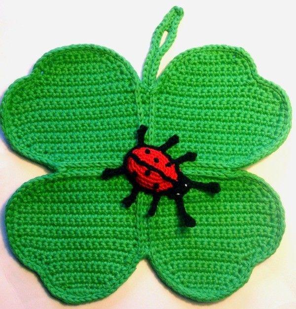 Topflappen häkeln | a crochet and stuff | Pinterest | Potholders ...