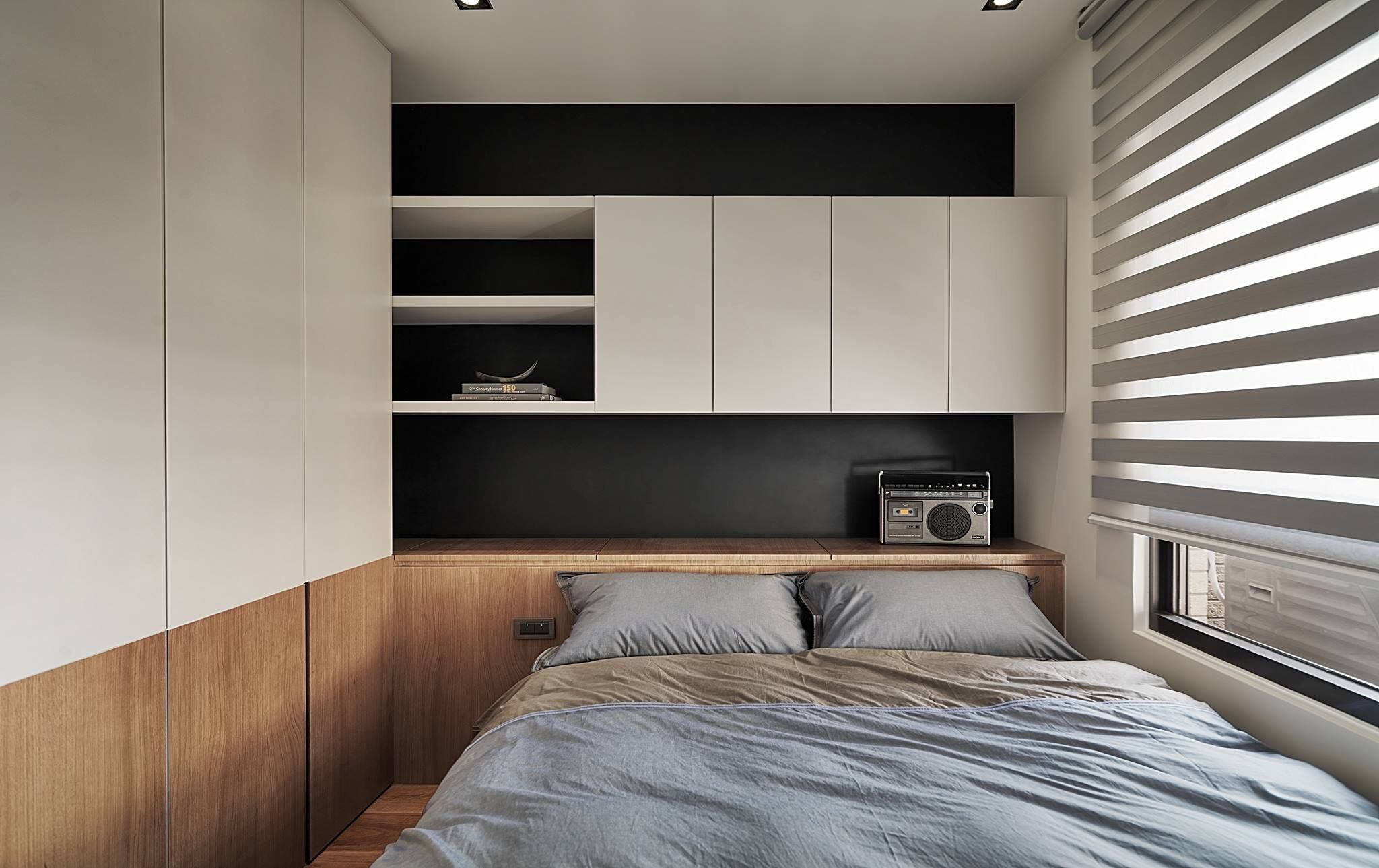 Mała sypialnia aranżacje pomysły inspiracje