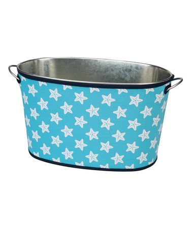 Another great find on #zulily! Starfish Beverage Tub & Cover by Occasionally Made #zulilyfinds