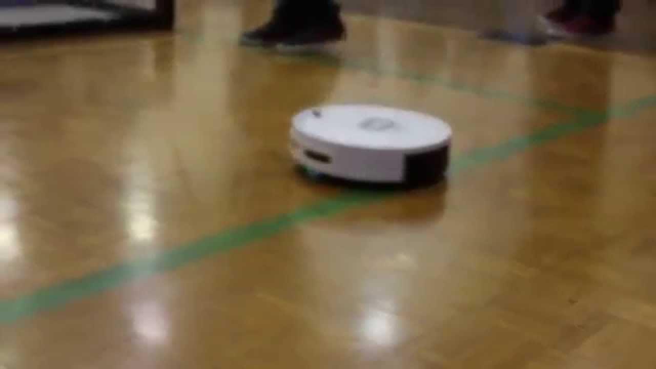 bObi, the robotic vacuum cleaner