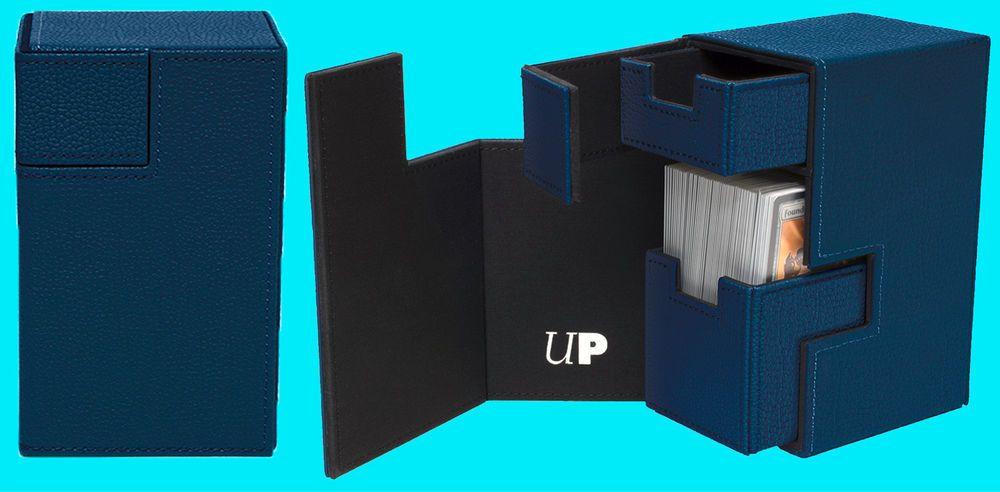 Ultra Pro DECK BOX LIGHT BLUE Card Holder NEW mtg small standard large size deck