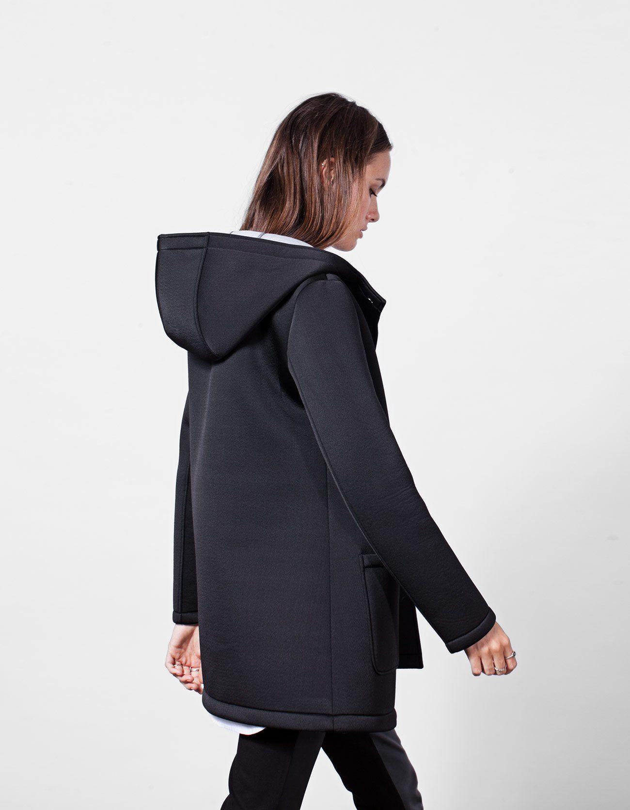 nueva apariencia última tecnología disfrute del envío de cortesía Abrigo neopreno - Stradivarius | Winter clothes en 2019 ...