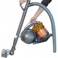 The Dyson Dc39 Multi Floor Canister Vacuum   A Review