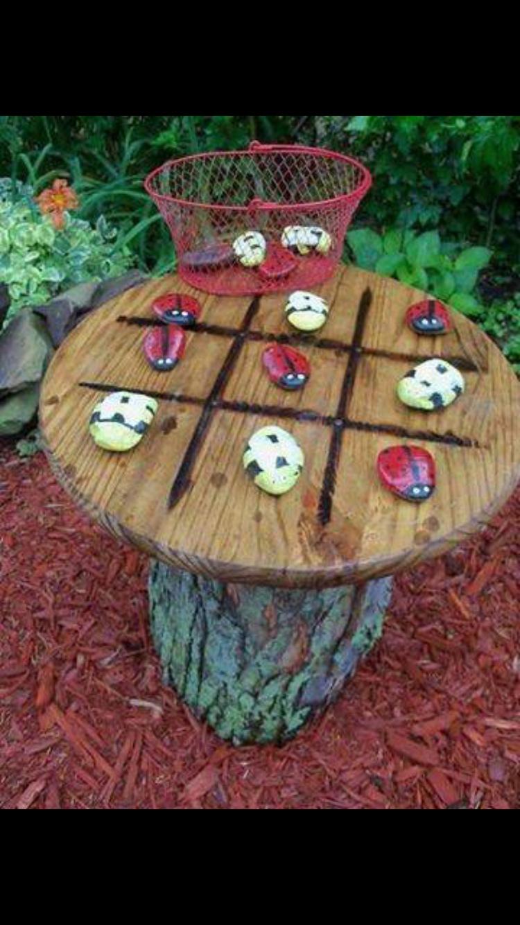 Pin By Ruth Alanis On Craft Ideas Vintage Garden Decor Garden