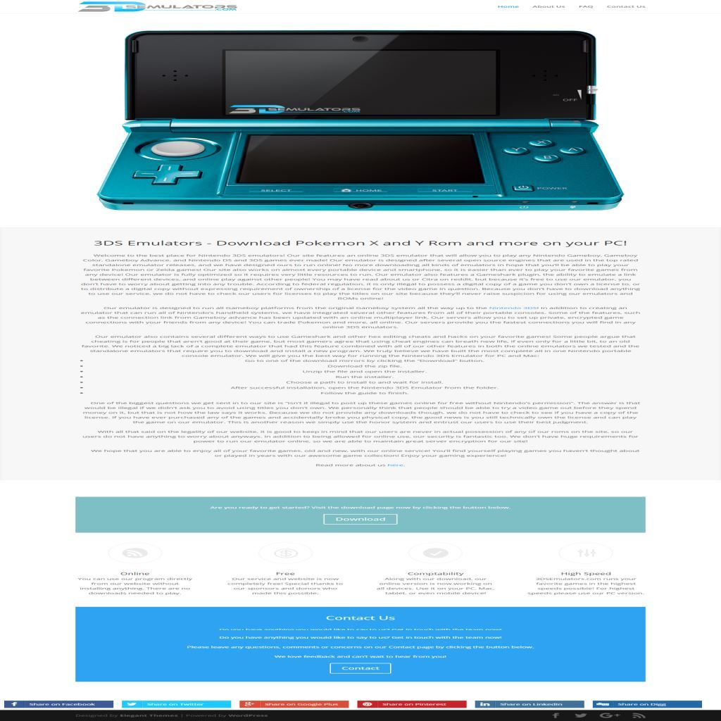 3DS Emulators allows gamers to play games like Nintendo