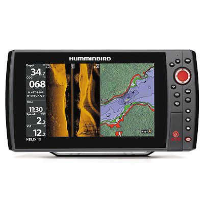 Other Vehicle Electronics Humminbird Helix 10 Si Gps Kvd Combo 409990 1kvd Buy It Now Only 1223 54 Gps Tracking Device Gps Tracking Gps Navigation