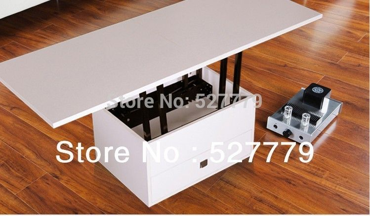 Lift Coffee Tables Folding Multifunctional Universal Coffee Table In Folding  Tables From Furniture On Aliexpress