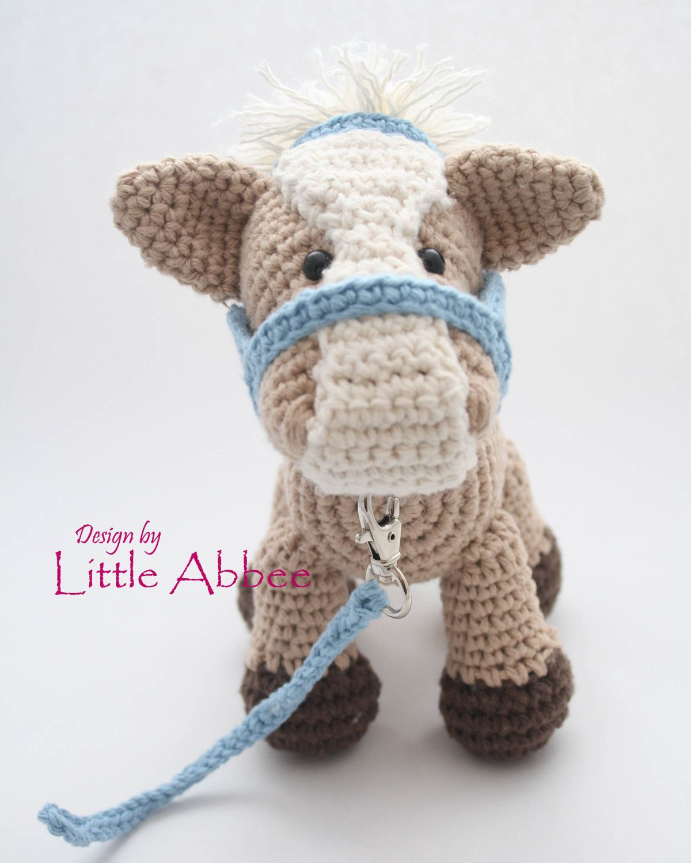 Download Now - CROCHET PATTERN Alfalfa the Horse PDF 61 | B | Croché ...