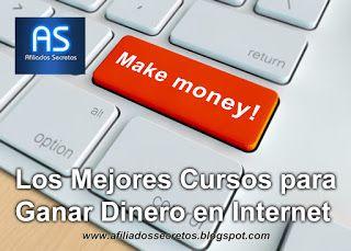 Como Ganar dinero en Internet fácilmente | Afiliados Sceretos: Los Mejores Cursos para Ganar Dinero en Internet