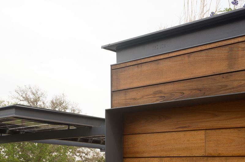 Wood And Steel Structure : Sanders architecture wood and steel design work