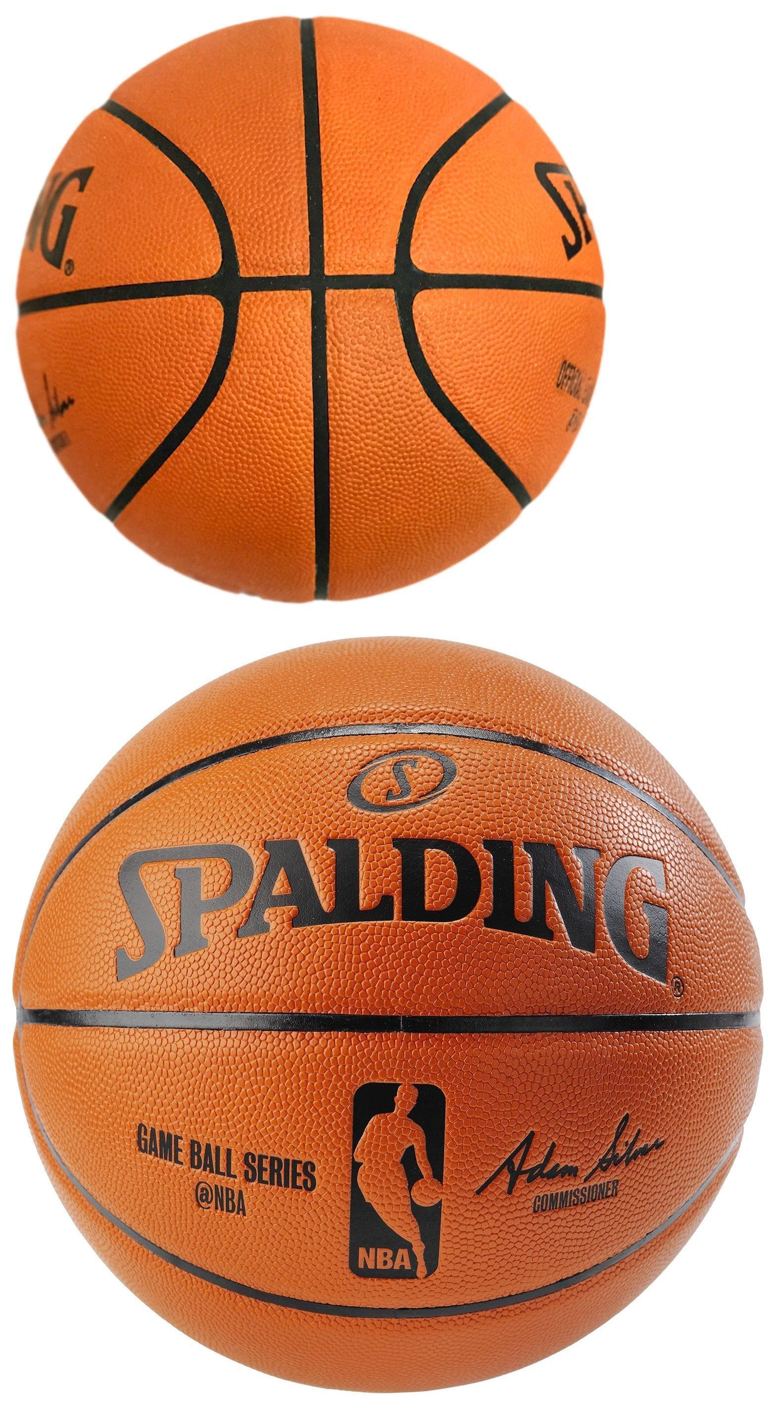 8f3699c838d5 Balls 21208  Spalding Nba Official Authentic Replica Full Size Game Ball  Basketball 2018! -  BUY IT NOW ONLY   62.07 on eBay!