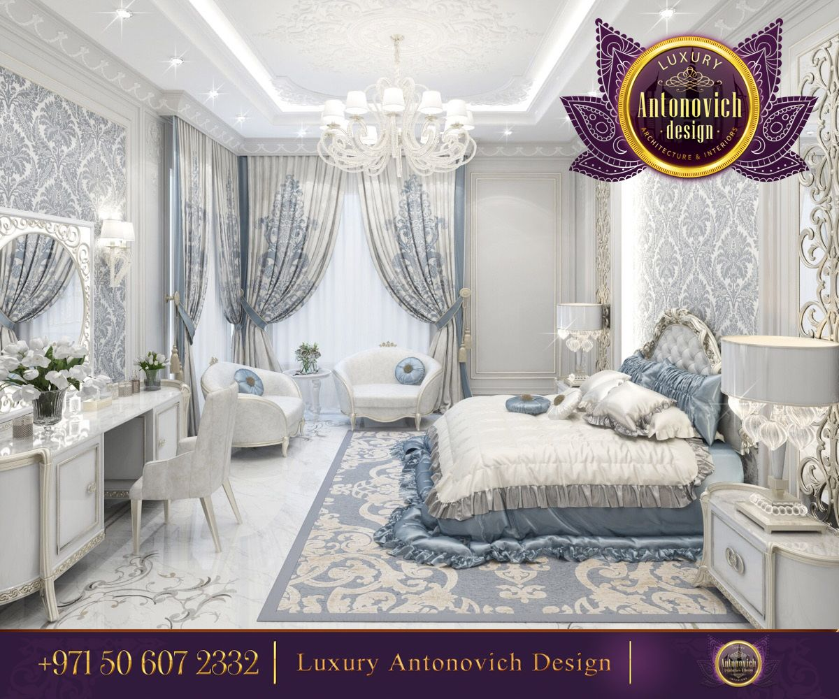 20 Gorgeous Luxury Bedroom Ideas: Soft & Elegant Bedroom #interior #design! The Most Comfort