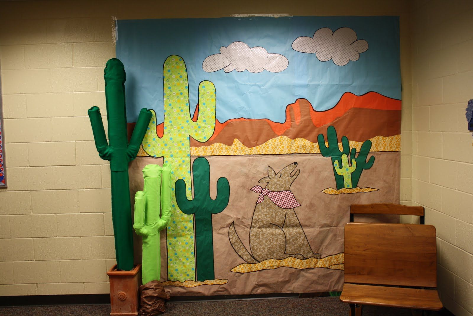Classroom Decoration Cactus : The bets week ever too busy to post about last few