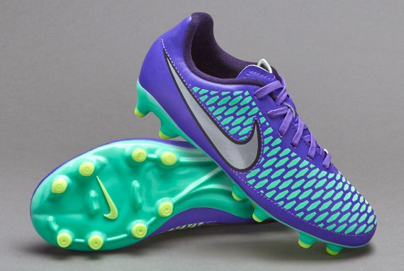Nike Magista Onda Fg Shoes Unisex Hyper Grape Metallic Silver Purple Dynasty