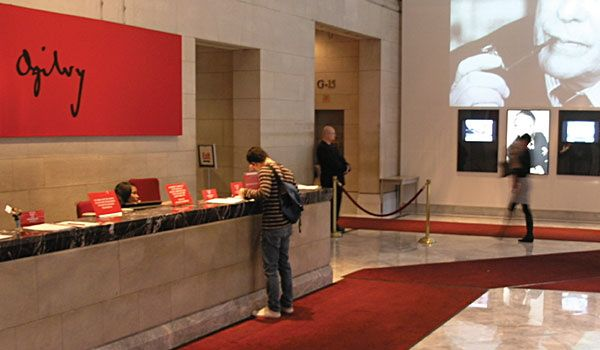 ogilvy new york office. Ogilvy \u0026 Mather, New York Office