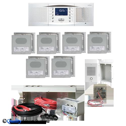 Wall Intercom System