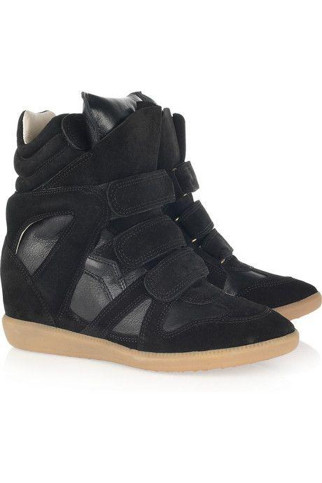 d2cb44fe8851 Isabel-Marant-Bekket-High-top-Suede-Sneakers-1 (1)