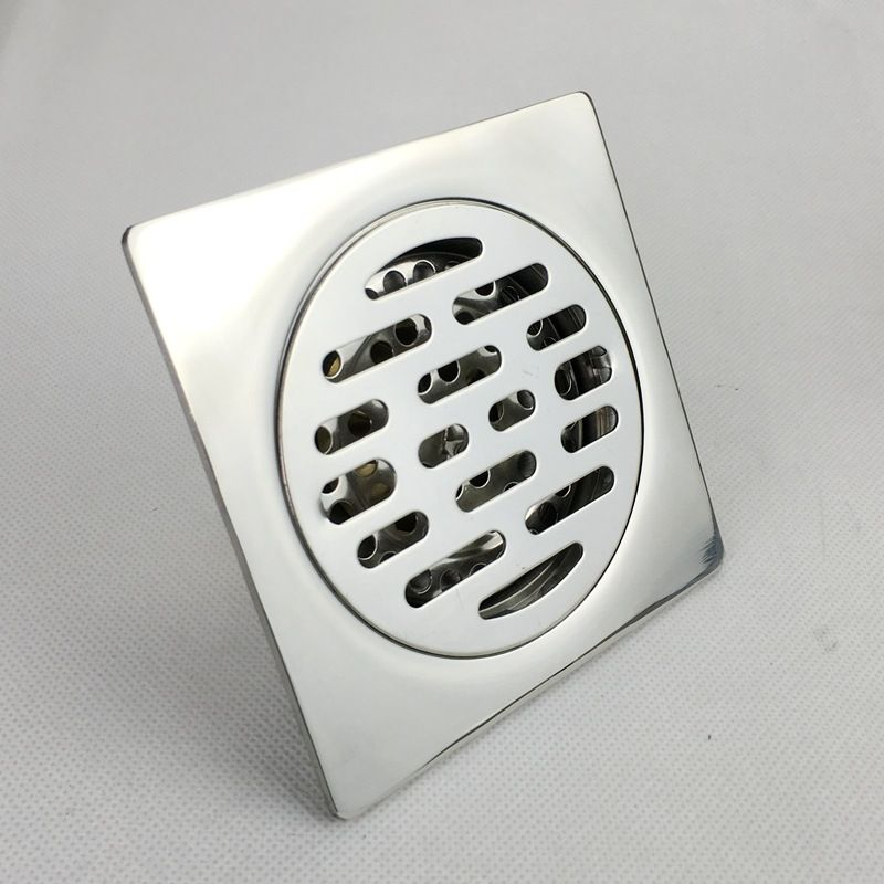 Drains Floor Drain Linear10 10cm Bathroom Kitchen Square Floor