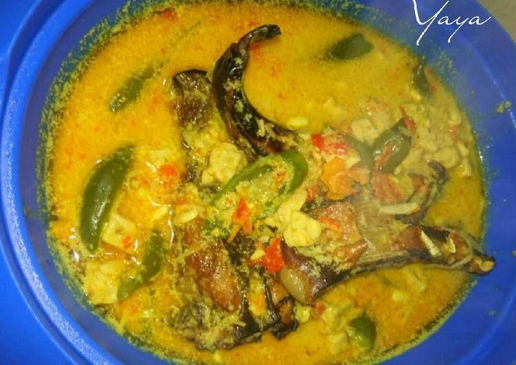 Resep Lodeh Ikan Pari Asap Oleh Yaya Shidqia Setyawan Resep Resep Ikan Resep Masakan Resep