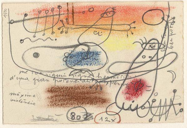 Drawing 1933-1934