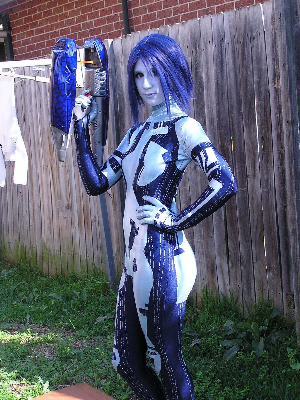 Sexy cortana costumes — photo 12
