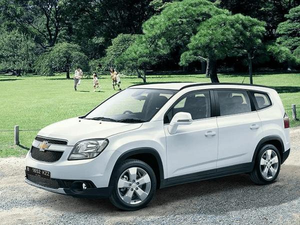 Spesifikasi Harga All New Chevrolet Orlando Bandung 2019 Promo