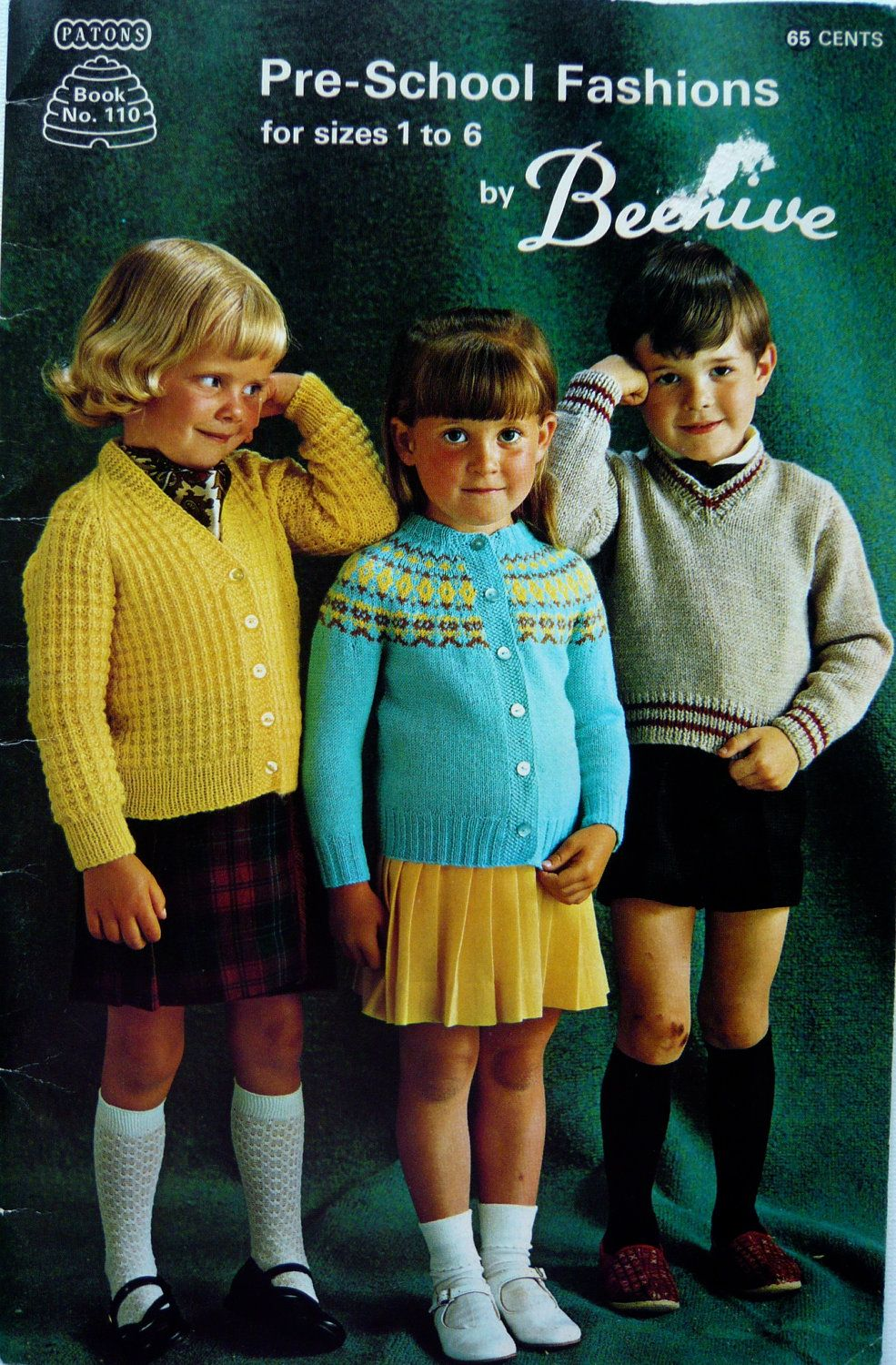 Childrens Sweater Knitting Patterns Beehive By
