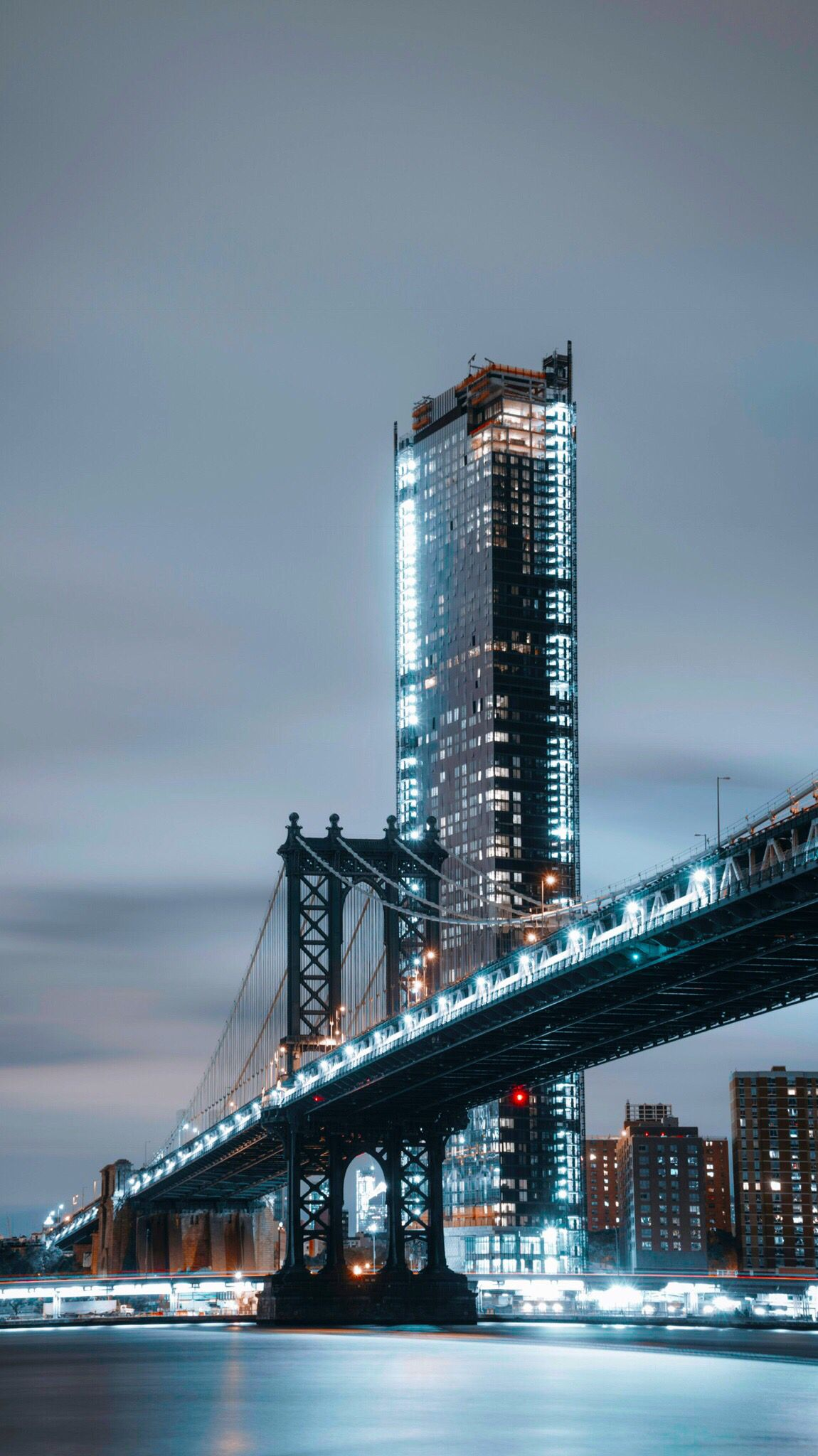 59 Th Street Bridge Nyc Newyork Newyorkcity