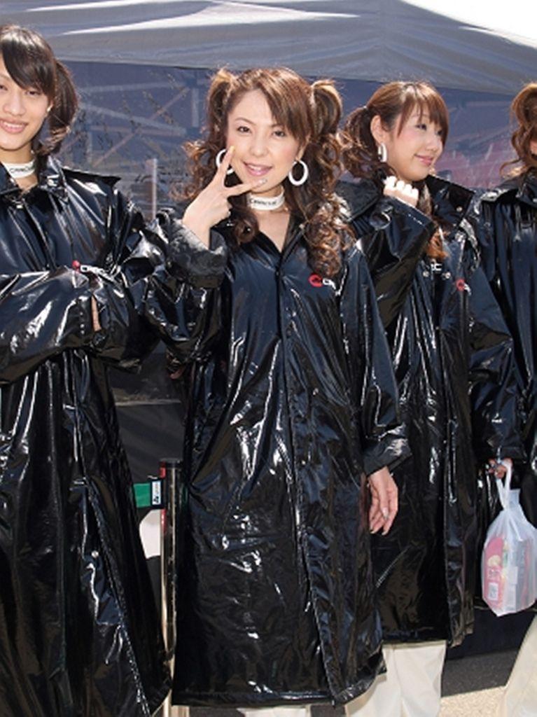 Girls Columbia Rain Jacket