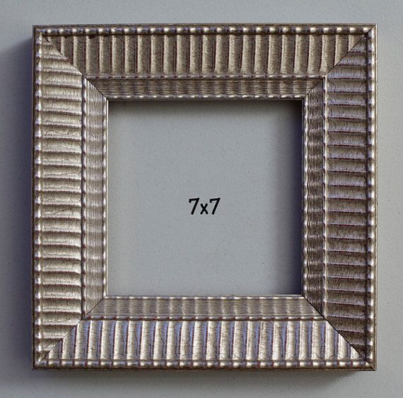 Photo Frame Picture Frame Square Frame 5x5 5x7 6x66x7 7x7