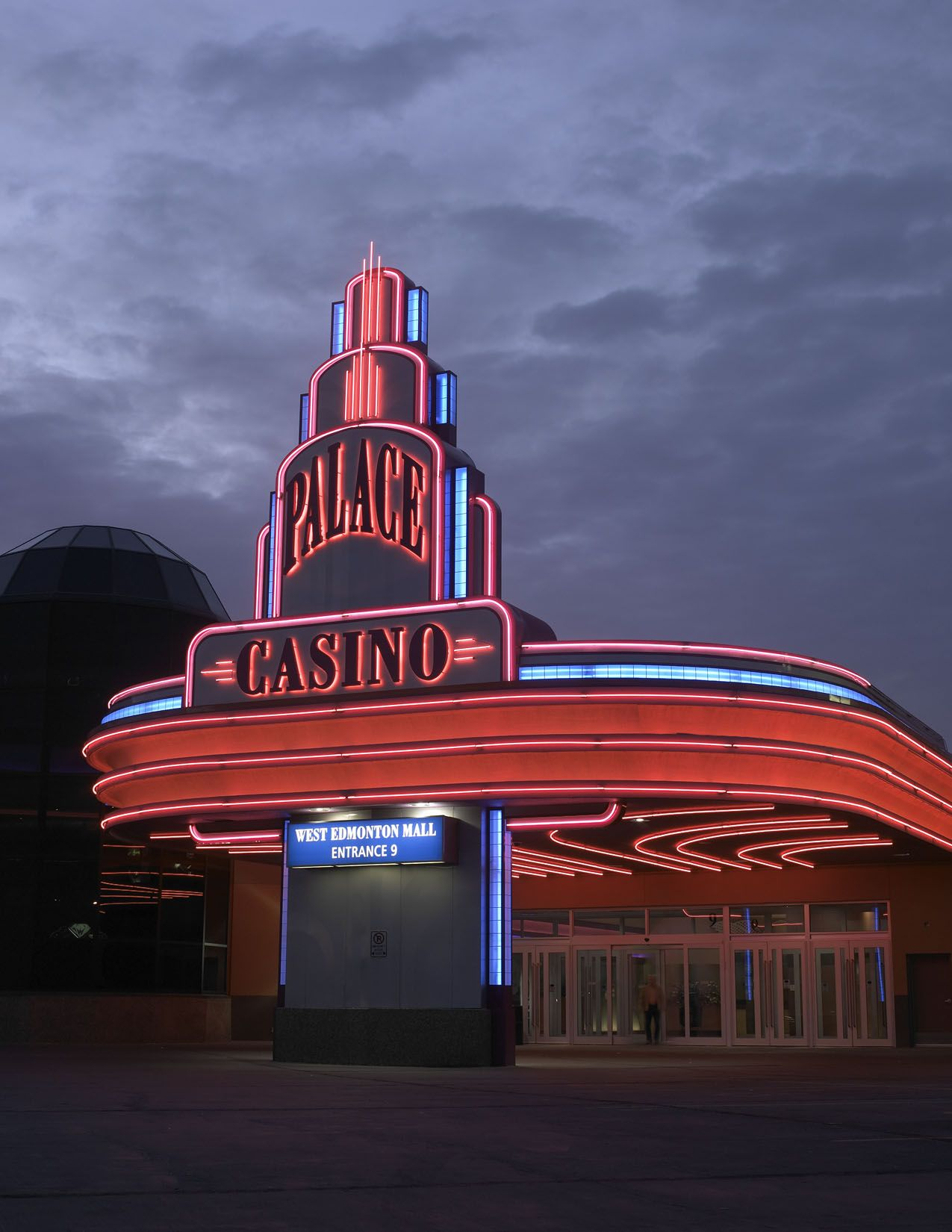Edmonton: Palace Casino For West Edmonton Mall In Edmonton, Alberta