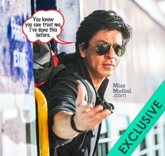 Short Sweet I Love You Quotes: Shah Rukh Khan, Chennai Express