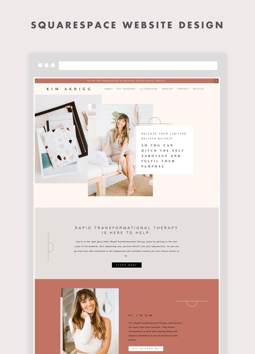 Grow Your Business Smarter And Faster With Our Affordable All Inclusive Squarespace In 2020 Squarespace Website Design Wordpress Website Design Jewelry Website Design