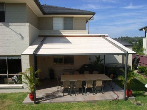 Permanent Awnings Google Search Patio Blinds Patio