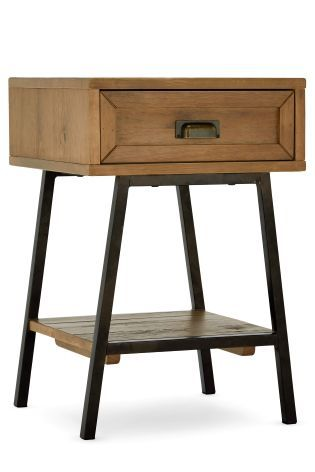 Best Buy Shoreditch® Solid Pine Bedside Table From The Next Uk 640 x 480
