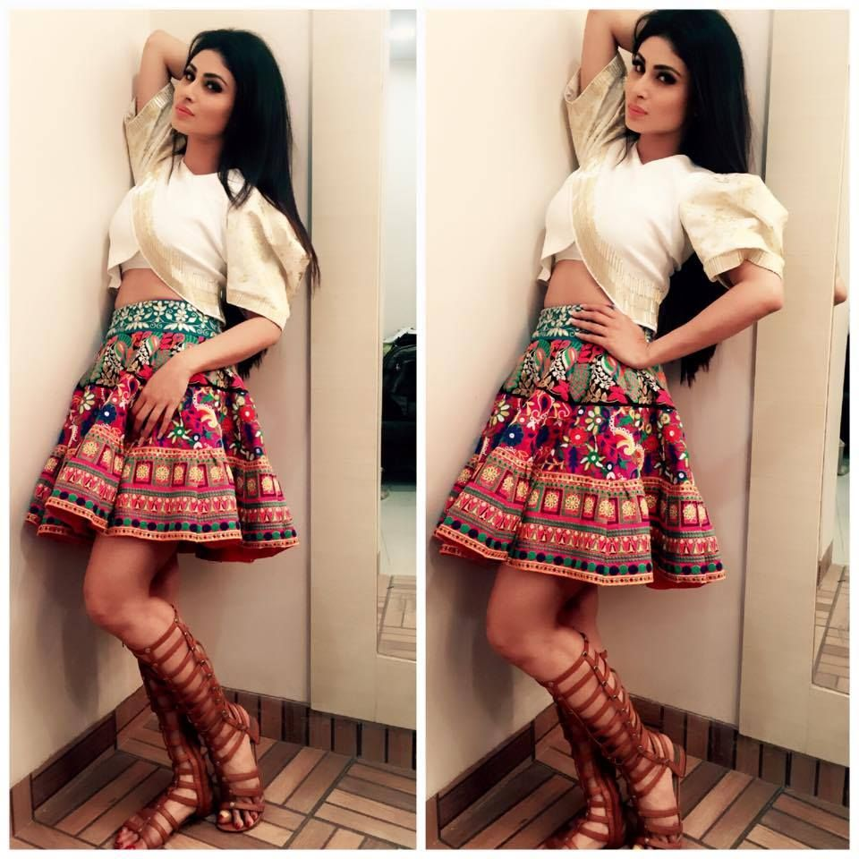 10 Unseen Pics of Nagini Sun TV Serial Actress | Arjun