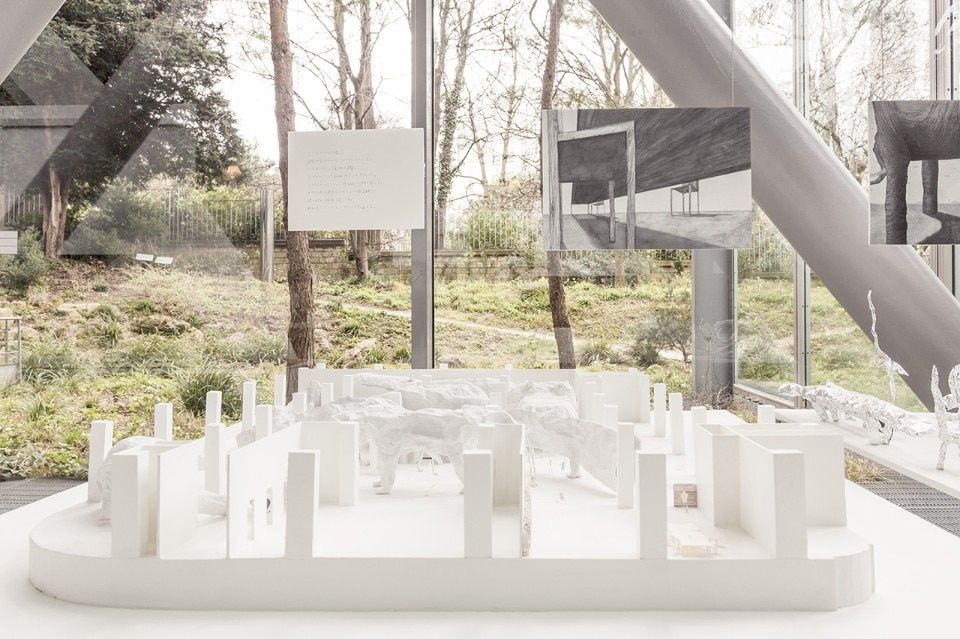 Img 10 view of the exhibition junya ishigami freeing architecture photo
