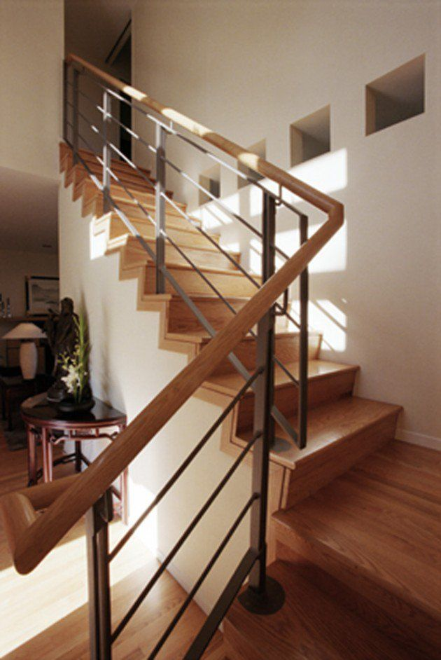 15 outstanding mid century modern staircase designs to bring you ...