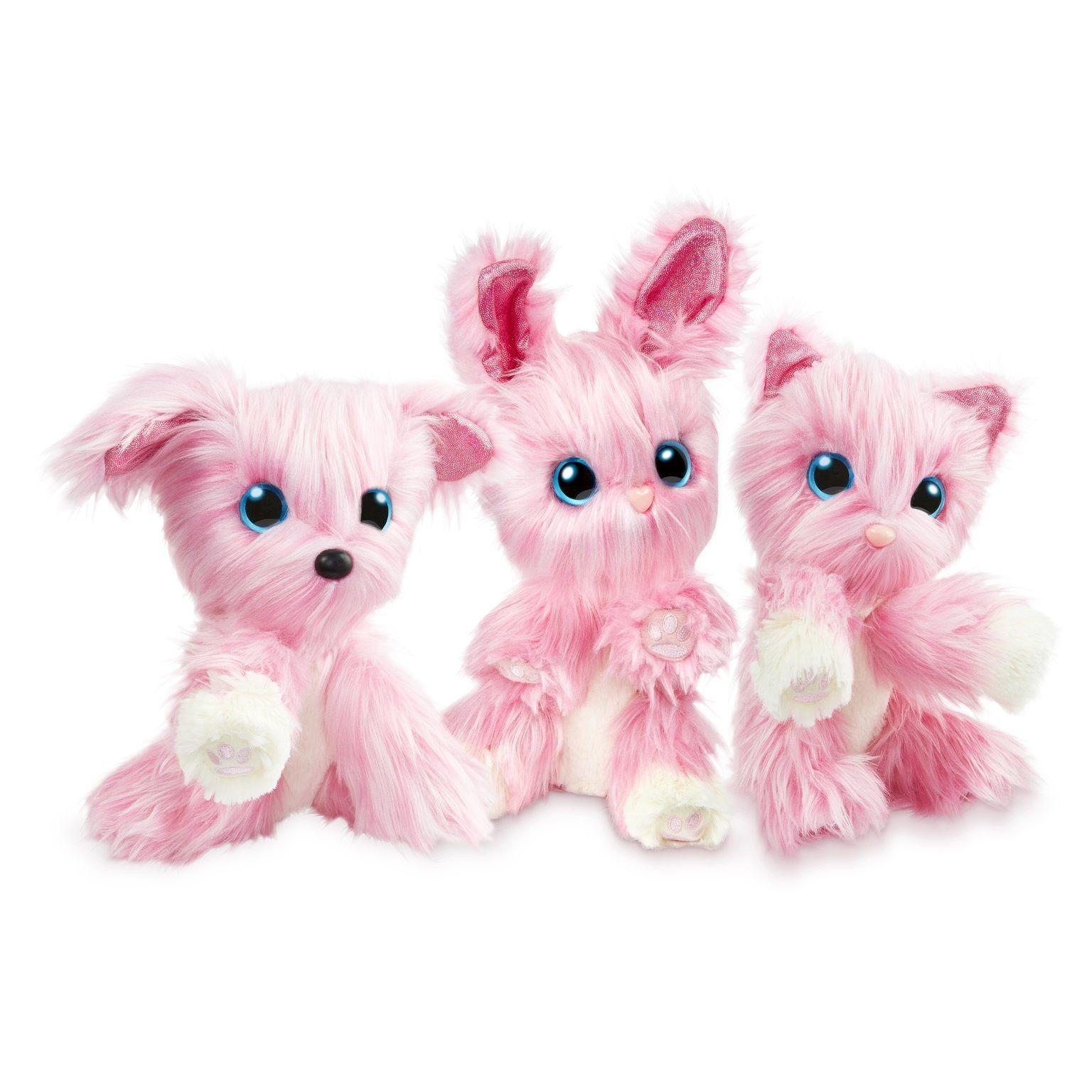 Scruff A Luvs Surprise Plush - Pink