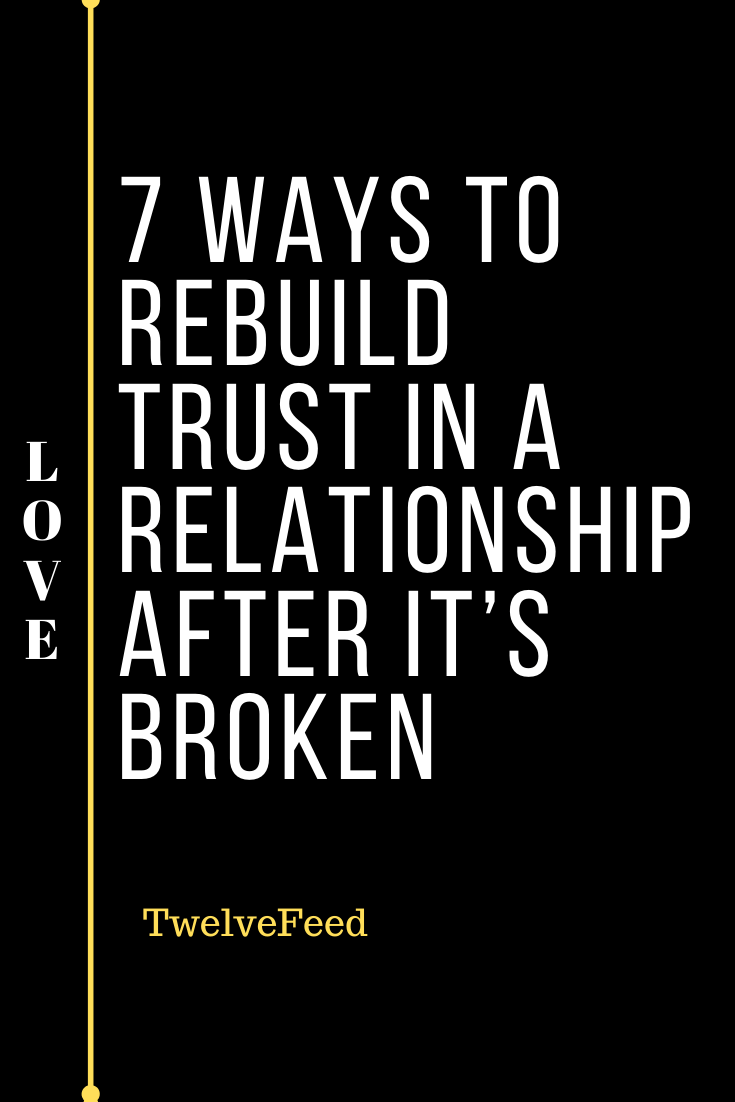 Quotes On Losing Trust In Relationships