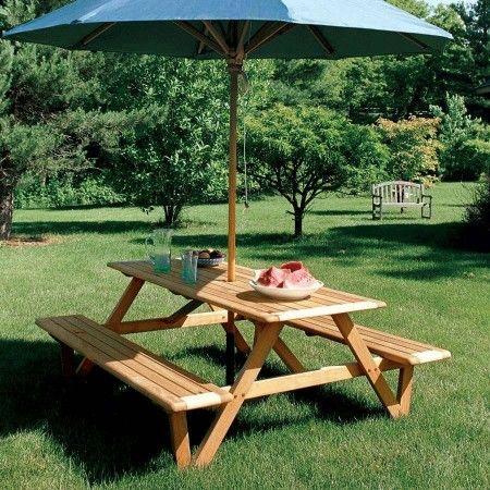 Larchmont Table 4859 3 1 Jpg 450 450 Picnic Table Picnic