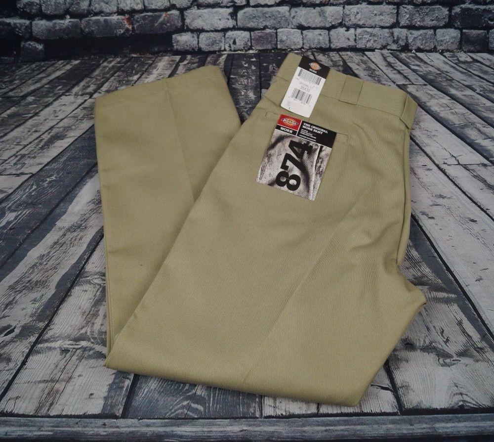 Dickies 874 original fit work pant classic uniform pants